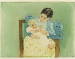 20. Mary Cassatt