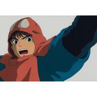 1035. princess mononoke by studio ghibli   ashitaka animation cel