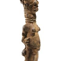 234. statue, bena luluwa, république démocratique du congo  