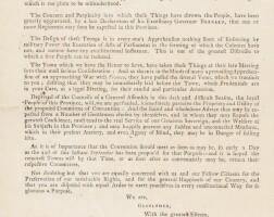 3. john hancock, signer of the declaration frommassachusetts