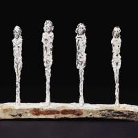4. Alberto Giacometti