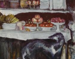 11. 皮耶・博納爾 | 《一隻小狗與靜物》