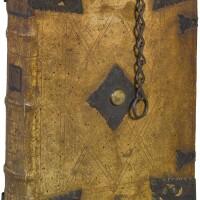 39. bible in latin. with postilla of hugh of saint-cher (part iii)
