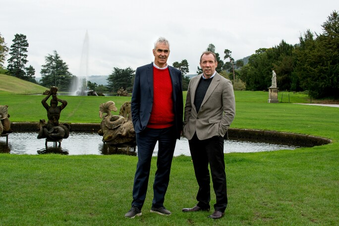 Art out loud at Chatsworth