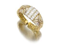 1717. 鑽石手鐲, 寶格麗(bulgari)