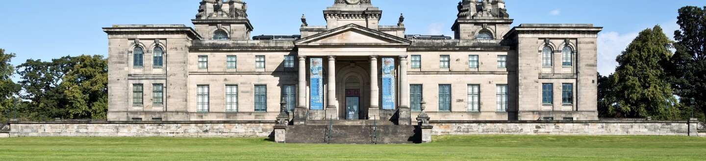 Exterior View, Scottish National Gallery of Modern Art
