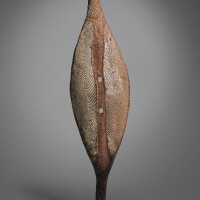 1. a broad shield, lower murray river early 19th century