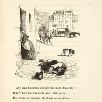 12. Daumier, Honoré - Fabre, François