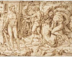 311. baccio bandinelli | the labours of hercules