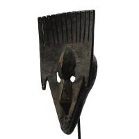 5. a fine bamana ntomo mask, mali