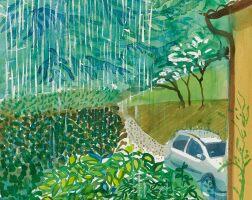 18. David Hockney