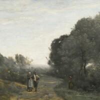 8. Jean-Baptiste-Camille Corot