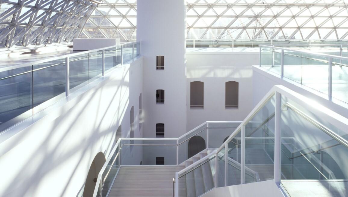 Interior View, Kunstsammlung Nordrhein-Westfalen K21