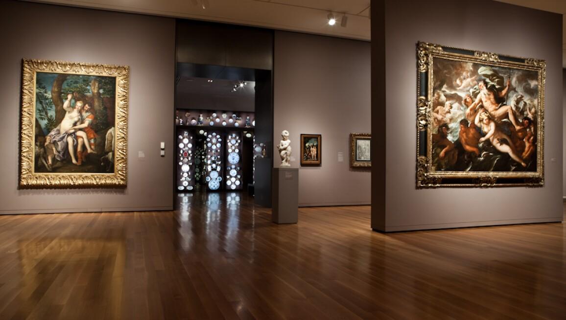 Interior View, Seattle Art Museum