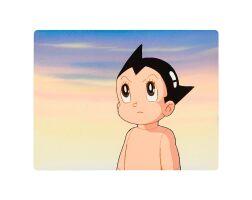 1001. astro boy by mushi production | astroy boy animation cel