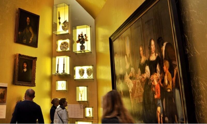Amsterdam Museum, Interior