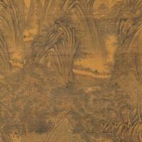 2533. 翟大坤 (?-1804) | 棧道圖