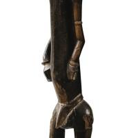 30. statue déblé, sénufo, côte d'ivoire |