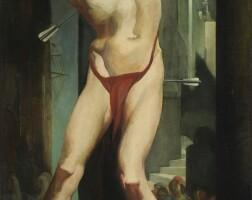 46. marcel delmotte   saint sebastian