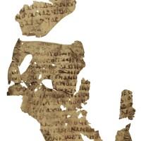 7. the martyrdom of st. barachias, in coptic, codex on vellum [upper egypt, perhaps fourth to sixth century]