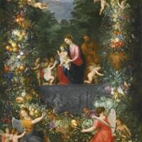 16. Jan Brueghel the Younger and Hendrik van Balen the Elder
