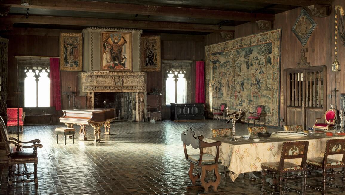 Interior View, Isabella Stewart Gardner Museum