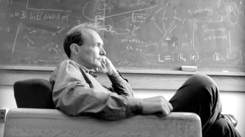The Moment Sir Tim Berners-Lee Changed the World Forever