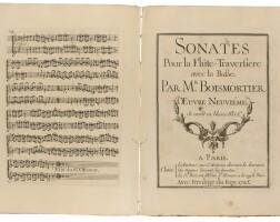 48. Boismortier, Joseph Bodin de