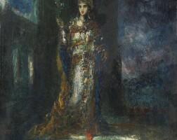 50. Gustave Moreau