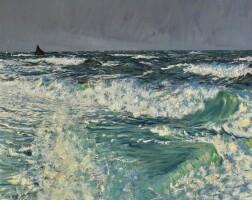 12. patrick leonard, a.r.h.a | the coming storm, county dublin
