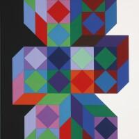 310. Victor Vasarely
