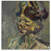 27. 弗蘭克・奧爾巴赫 | 《朱莉婭頭像》