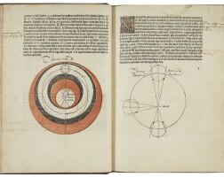 4. leopold of austria. compilatio de astrorum scientia ... augsburg: e. ratdolt, 9 january 1489