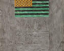 10. 賈斯培·瓊斯 | 《旗幟》