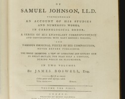 2. Boswell, James