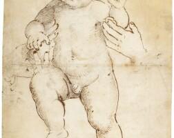310. gaudenzio ferrari | study foran infant christ