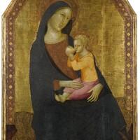 1. antonius magister | madonna of humility
