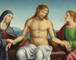 9. Giovanni di Pietro, called lo Spagna
