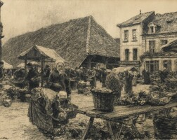 6. Léon-Augustin Lhermitte
