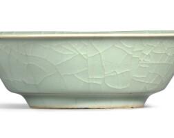 3002. a 'longquan' celadon washer southern song – yuan dynasty