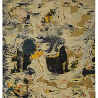 130. mimmo rotella   décollage