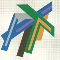 8. Frank Stella