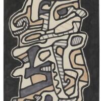 146. Jean Dubuffet