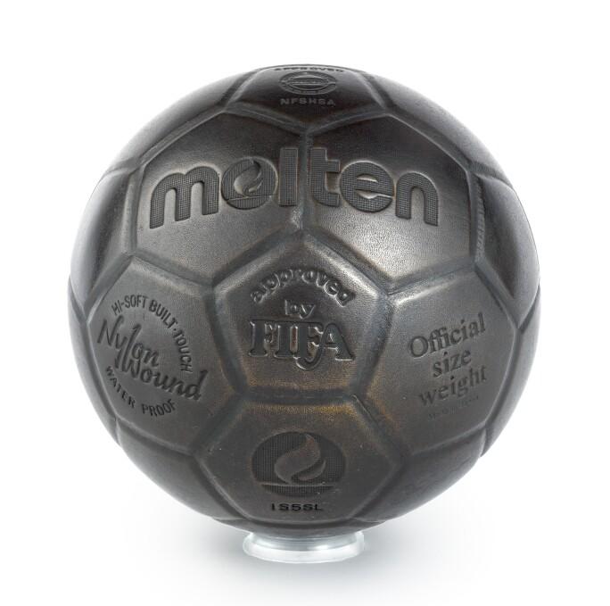 Jeff Koons, Soccerball Molten