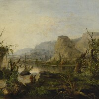 37. robert scott duncanson | carp river, lake superior