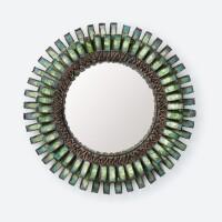 47. line vautrin | romain convex mirror