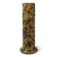 12. a louis xvi style scagliola pedestal 19th century