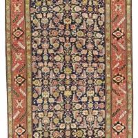 10. a karabagh gallery carpet, south caucasus