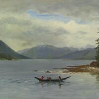 65. Albert Bierstadt