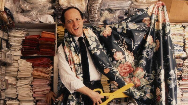 How Mario Buatta Became 'The Prince of Chintz'